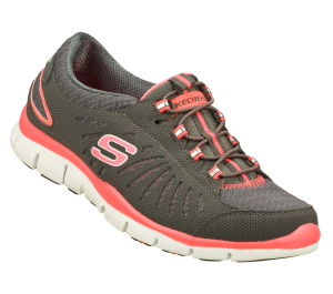 CoralGray Skechers Gratis - In Motion