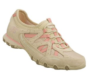CoralNatural Skechers Bikers - Equation