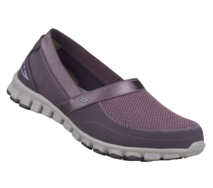 Purple Skechers EZ Flex - Take It Easy