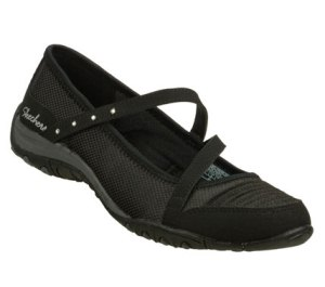 Black Skechers Inspired - Luster