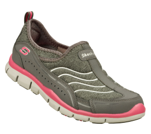 PinkGray Skechers Gratis - Staycation