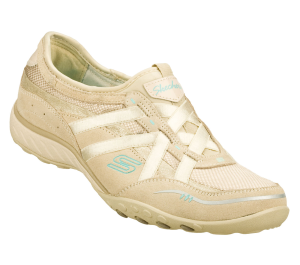 Natural Skechers Relaxed Fit: Breathe Easy