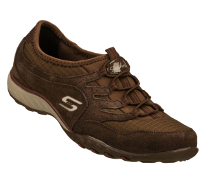 Brown Skechers Relaxed Fit: Breathe Easy - Fair Game
