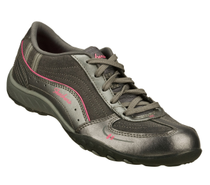 Silver Skechers Relaxed Fit: Breathe Easy - Take Ten