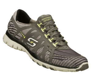 BlackGray Skechers Eclipsed - Ravenous