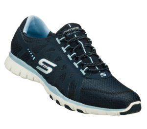 BlueNavy Skechers Eclipsed - Hyped