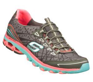 MultiGray Skechers Chill Out - Elation
