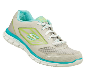 BlueGray Skechers Glider - Jaguar