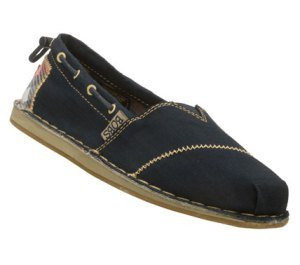 Navy Skechers Bobs Chill
