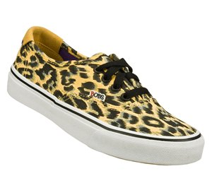 Yellow Skechers Bobs: The Menace - Le Meow