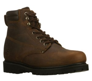 Brown Skechers Foreman