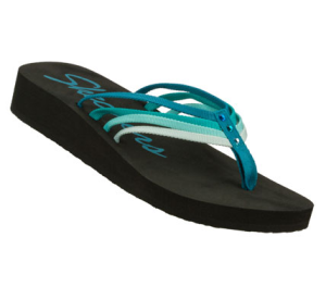 Blue Skechers Beach Read - Classic Cool