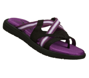 PurpleBlack Skechers Sole Searchers - Creature