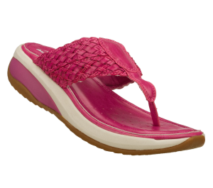 Pink Skechers Relaxed Fit Promotes