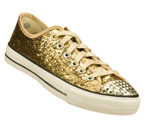 GoldGold Skechers Daddy's Money: Glimmer - Glitter Explosion