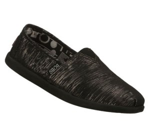 Black Skechers Bobs World