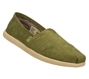 Olive Skechers Bobs World - Spectrum