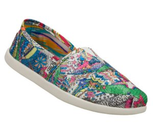Multi Skechers Bobs World - Flash and Fade