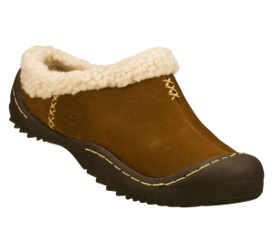Brown Skechers Spartan - Snuggly