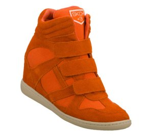 Orange Skechers SKCH Plus 3 - Raise the Bar