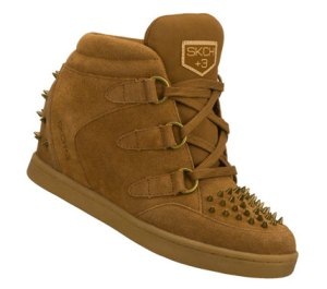 Brown Skechers SKCH Plus 3 - Fangs