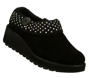 Black Skechers Visioneers - Diamond Sky