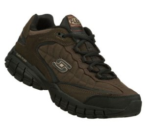BlackBrown Skechers Juke - Outdoors