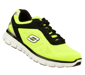 BlackYellow Skechers Synergy - Power Shield