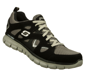 GrayBlack Skechers Synergy - Competitor
