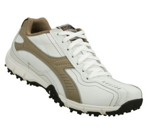 BrownWhite Skechers Urban Flex - Vapor Trail
