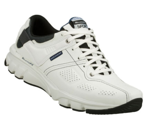 NavyWhite Skechers Relaxed Fit: Biped