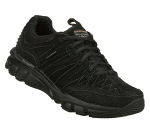 Black Skechers Relaxed Fit: Biped - Big Ticket