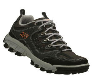 BlackGray Skechers Odyssey - Terrainer