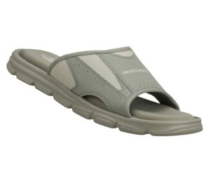Gray Skechers Relaxed Fit: Uprush - Foreshore
