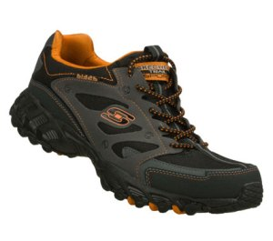 BlackGray Skechers Spider - Web