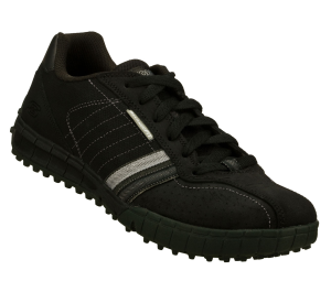Black Skechers Relaxed Fit: Floater - Go West