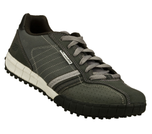 Gray Skechers Relaxed Fit: Floater - Go West