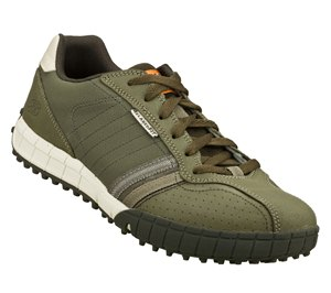 Olive Skechers Relaxed Fit: Floater - Go West