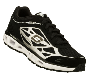 WhiteBlack Skechers Skech-Cool: Chill