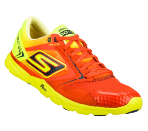 LimeRed Skechers Skechers GOrun Meb speed