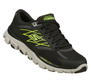 GreenBlack Skechers Skechers GOrun ride 2