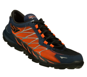NavyBlack Skechers Skechers GObionic Trail - All Weather