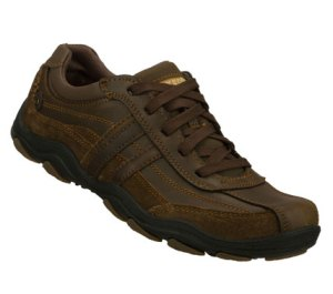 BrownBrown Skechers Relaxed Fit: Bolland - Monitor