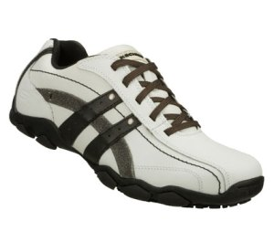White Skechers Diameter - Blake