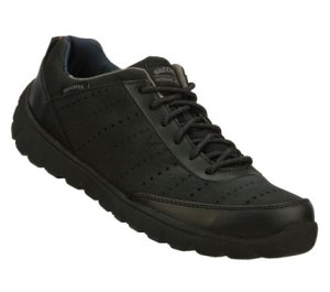 Black Skechers Relaxed Fit: Byron - Claxton