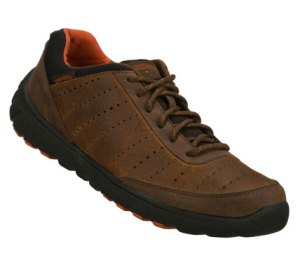 Brown Skechers Relaxed Fit: Byron - Claxton