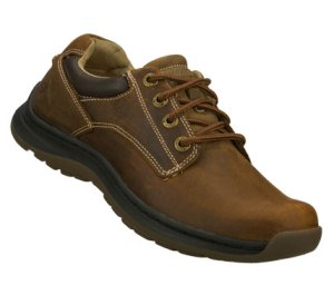 Brown Skechers Relaxed Fit: Botein - Obert