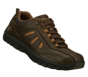 Brown Skechers Relaxed Fit: Masen - Alomar