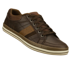 BrownBrown Skechers Relaxed Fit: Diamondback - Goden