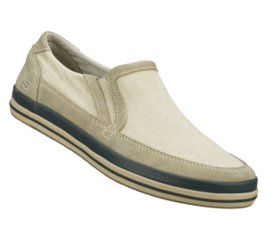 Natural Skechers Relaxed Fit: Diamondback - Sione